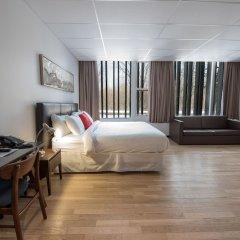 Отель Résidences Université Laval Канада, Квебек - отзывы, цены и фото номеров - забронировать отель Résidences Université Laval онлайн комната для гостей фото 5