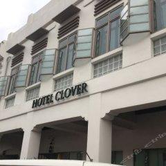 Hotel Clover 769 North Bridge Road парковка