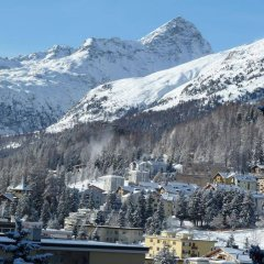 Отель Chesa Grischa Швейцария, Санкт-Мориц - отзывы, цены и фото номеров - забронировать отель Chesa Grischa онлайн фото 6