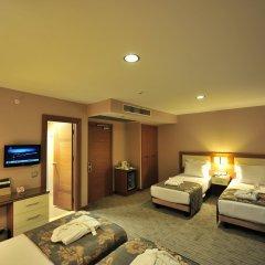 Отель Yasmak Comfort комната для гостей фото 2
