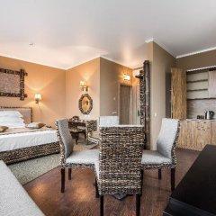 Гостиница La Terrassa 3* Стандартный номер с двуспальной кроватью фото 15
