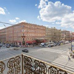 Simple Hostel Nevsky Санкт-Петербург балкон