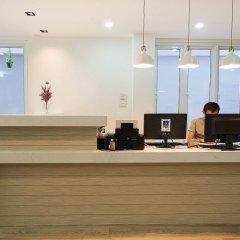 Отель Penguin House Бангкок интерьер отеля фото 2