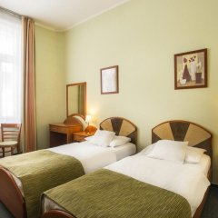 Отель Baross City Hotel Венгрия, Будапешт - 11 отзывов об отеле, цены и фото номеров - забронировать отель Baross City Hotel онлайн комната для гостей фото 4