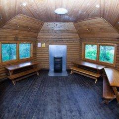 Отель Норд Стар Горнолыжный Комплекс Мурманск сауна