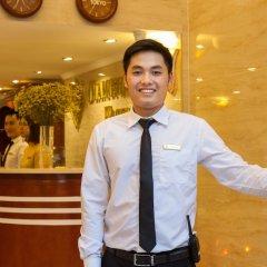 Отель Hanoi Diamond King Ханой спа