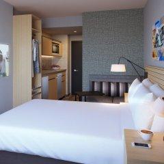 Отель TownePlace Suites by Marriott New York Manhattan/ комната для гостей фото 3