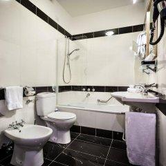 Отель Worldhotel Cristoforo Colombo Милан ванная