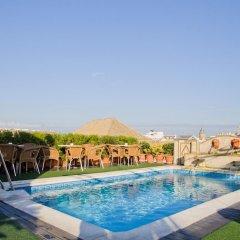 Отель Doña Maria Испания, Севилья - 1 отзыв об отеле, цены и фото номеров - забронировать отель Doña Maria онлайн бассейн фото 3