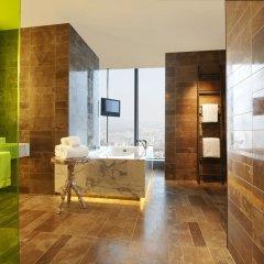 Отель W Taipei Тайвань, Тайбэй - отзывы, цены и фото номеров - забронировать отель W Taipei онлайн ванная