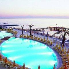 Yelken Blue Life Hotel бассейн фото 2
