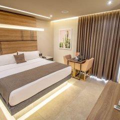 Отель Heat Suites - Adults Only комната для гостей