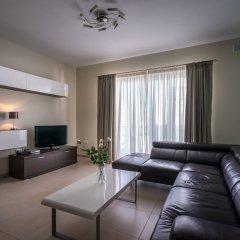Отель Consiglia Apartments - Sliema Мальта, Слима - отзывы, цены и фото номеров - забронировать отель Consiglia Apartments - Sliema онлайн комната для гостей фото 4