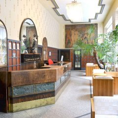 Hotel Praha Liberec Либерец интерьер отеля фото 3