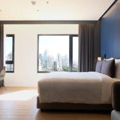 Отель Sindhorn Midtown Бангкок комната для гостей фото 5