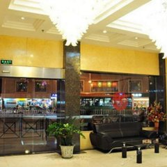 Yuyuan Hotel интерьер отеля фото 2