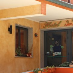 Hotel Residence Ampurias Кастельсардо интерьер отеля фото 3