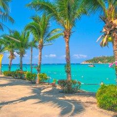 Отель Ko Tao Resort - Beach Zone пляж