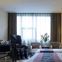 Отель Xiamen Rushi Hotel Exhibition Center Китай, Сямынь - отзывы, цены и фото номеров - забронировать отель Xiamen Rushi Hotel Exhibition Center онлайн комната для гостей фото 4