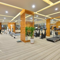 Апартаменты New Harbour Service Apartments фитнесс-зал фото 3