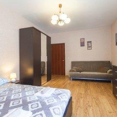 Апартаменты Комфорт на Будапештской 7 Санкт-Петербург комната для гостей фото 5