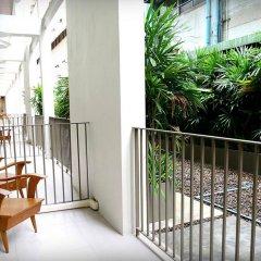 Отель CHERN Hostel Таиланд, Бангкок - 2 отзыва об отеле, цены и фото номеров - забронировать отель CHERN Hostel онлайн балкон