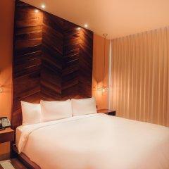 Отель Calixta Hotel Мексика, Плая-дель-Кармен - отзывы, цены и фото номеров - забронировать отель Calixta Hotel онлайн комната для гостей фото 3