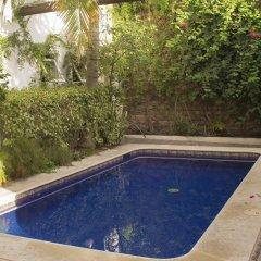 Отель Los Milagros Hotel Мексика, Кабо-Сан-Лукас - отзывы, цены и фото номеров - забронировать отель Los Milagros Hotel онлайн бассейн