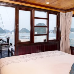 Отель Aphrodite Cruises комната для гостей фото 3
