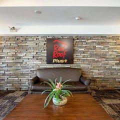 Отель Red Roof Inn PLUS+ Miami Airport интерьер отеля фото 2