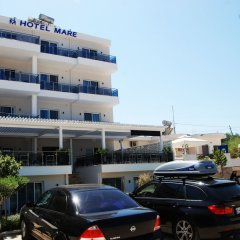 Отель Mare Албания, Ксамил - отзывы, цены и фото номеров - забронировать отель Mare онлайн парковка