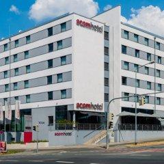 Отель acomhotel nürnberg спортивное сооружение