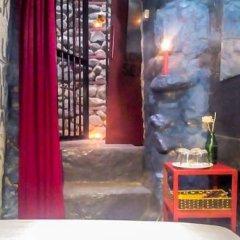 Отель Dao Anh Khanh Treehouse Ханой гостиничный бар