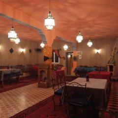Отель Kasbah Le Berger Марокко, Мерзуга - отзывы, цены и фото номеров - забронировать отель Kasbah Le Berger онлайн питание фото 2