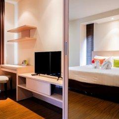 Отель Park Village Serviced Suites Бангкок