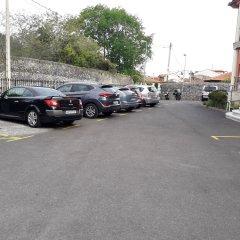 Отель Villa De Llanes парковка