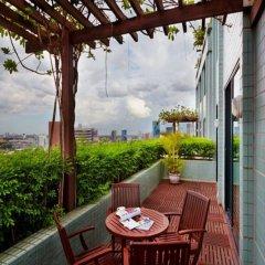 Отель The Duchess Hotel and Residences Таиланд, Бангкок - 2 отзыва об отеле, цены и фото номеров - забронировать отель The Duchess Hotel and Residences онлайн балкон