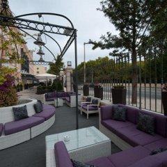 Отель SANA Silver Coast гостиничный бар