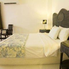 Отель Erus Boracay Филиппины, остров Боракай - отзывы, цены и фото номеров - забронировать отель Erus Boracay онлайн комната для гостей фото 4