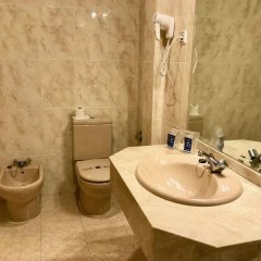 SHS Hotel Aeropuerto ванная
