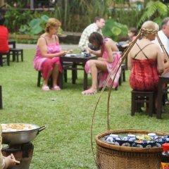 Отель Vinh Hung Riverside Resort & Spa развлечения
