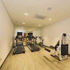 Отель Ramada Encore Seoul Magok фитнесс-зал фото 2