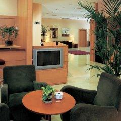 Отель NH Barcelona La Maquinista интерьер отеля