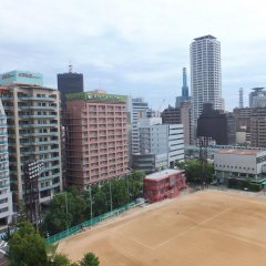Отель 1-2-3 Kobe Кобе парковка