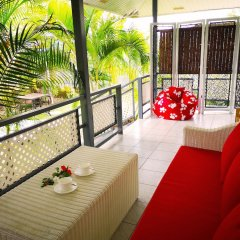 Отель Lagoon Dream балкон