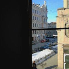 Гостиница Жилое помещение V&M Sleepbox в Санкт-Петербурге 7 отзывов об отеле, цены и фото номеров - забронировать гостиницу Жилое помещение V&M Sleepbox онлайн Санкт-Петербург балкон