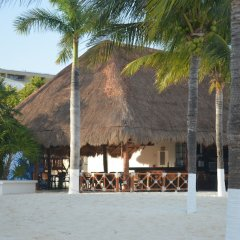 Отель Beachscape Kin Ha Villas & Suites Мексика, Канкун - 2 отзыва об отеле, цены и фото номеров - забронировать отель Beachscape Kin Ha Villas & Suites онлайн фото 2
