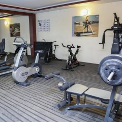 Отель Golden Tulip Essential Benin City фитнесс-зал