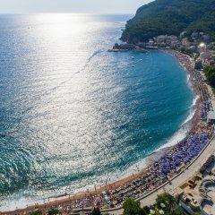 Отель Eleven Черногория, Петровац - отзывы, цены и фото номеров - забронировать отель Eleven онлайн пляж