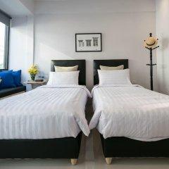 Отель Kadima Таиланд, Бангкок - отзывы, цены и фото номеров - забронировать отель Kadima онлайн комната для гостей фото 4